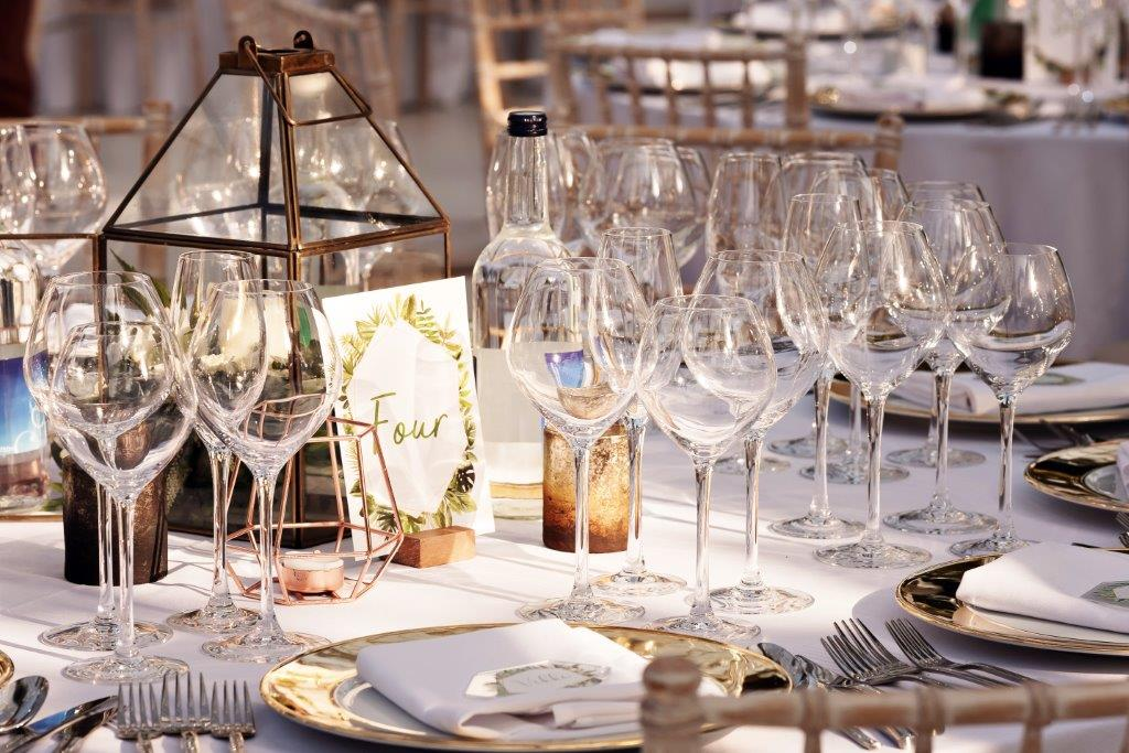 Dine | Palm House Wedding | Teresa C Photography