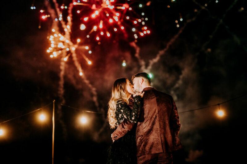 Dine Venues   Rise Hall   Wedding Fireworks   Kazooieloki Photography